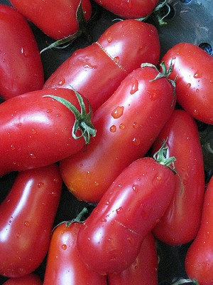 Heirloom Tomatoes - San Marzano